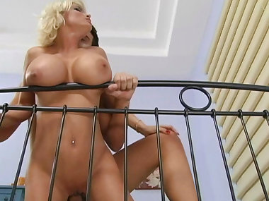 Very busty hot mommy moans of pleasure
