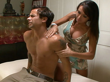 Kristina Cross is a mom and a masseuse
