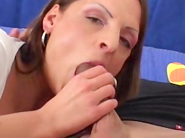 Nice cum-swallow by slender beauty Stefany