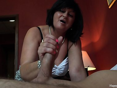 George and his friends's mom taboo session
