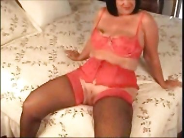 Cream Pie Mama mature mom