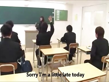 Japan video 18+ Mother Son after school lesson 1..
