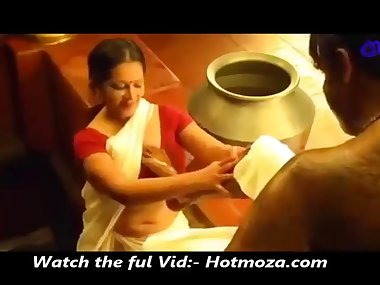 Hot MOM and SON Bedtime Romance & Massage - Hotmoza.com
