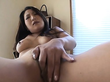 Bitch mom with fat pussy lips devours giant hairy cock