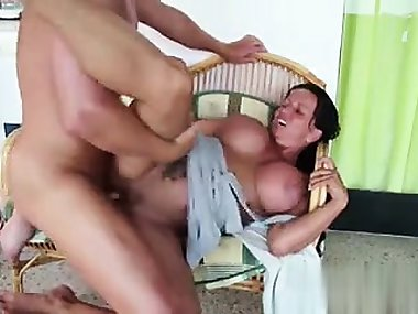 Cheated from MILF-MEET.COM - Mom Seduce German StepSon