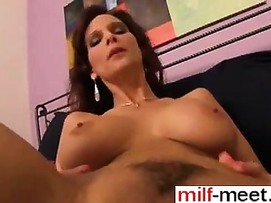 She is on MILF-MEET.COM - Not mom pov