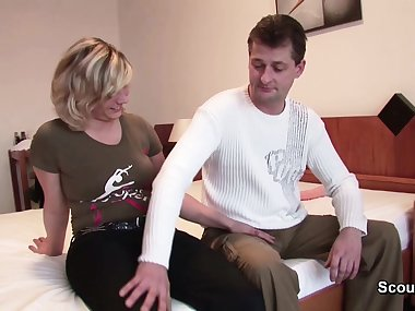 Mom and Dad in Privat SexTape for German Porn..