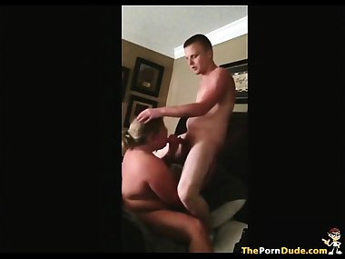 He Fucks His Friends Mom