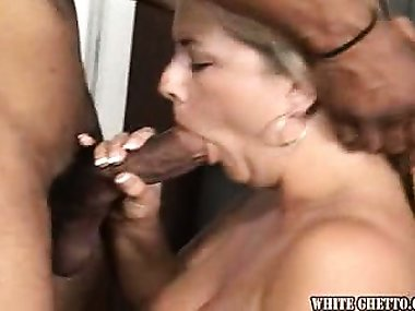 Your Mom Sucks Black Cock #03