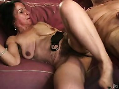 Your Mom's Hairy Pussy 14