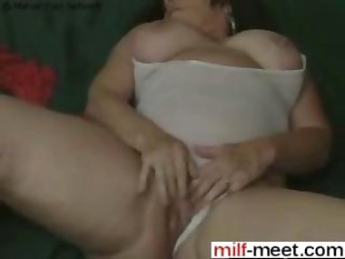 busty lady has a hot time as she gets fucked