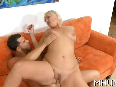 astonishing fuck for a nasty milf video
