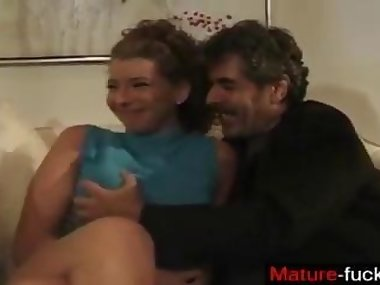 Two cocks is the minimum daily dose for this mature