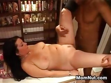 Mature Whore Banged By A Black Dick